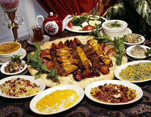 Best Iranian food