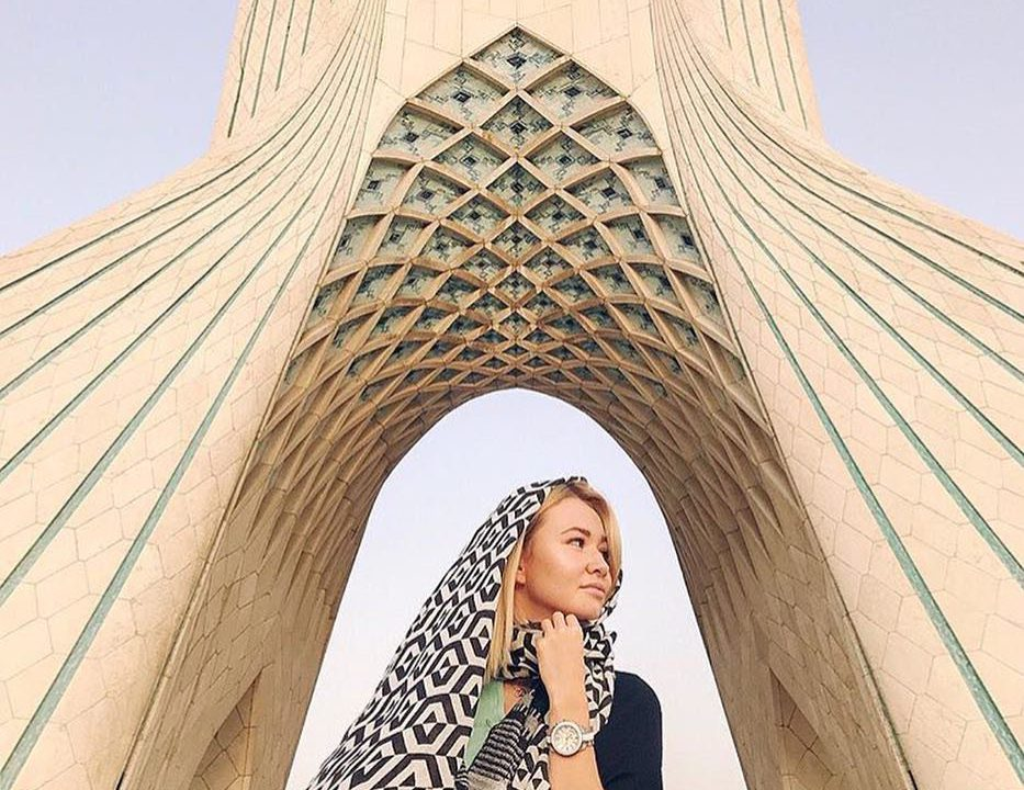 Tehran Azadi Tower