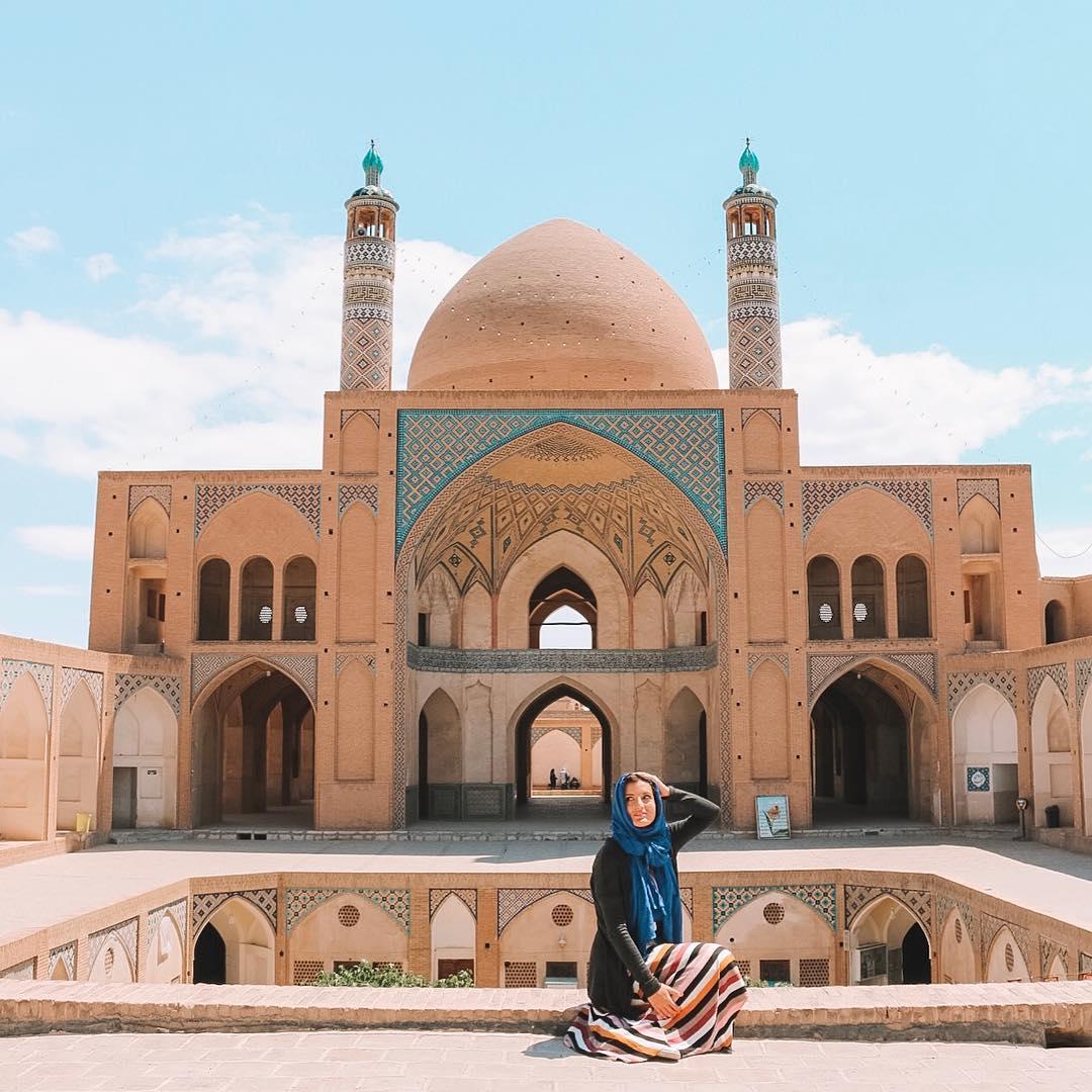 Marika in Iran